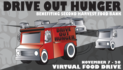 Drive Out Hunger - Virtual Food Drive