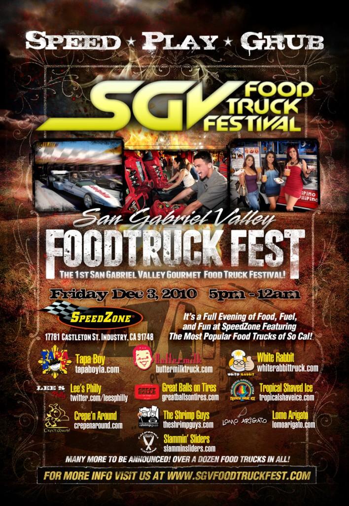 SGV Food Truck Festival
