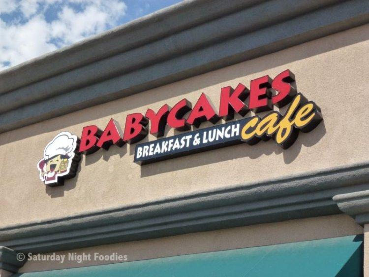 Babycakes Cafe - Las Vegas