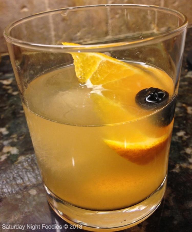Sumo Tangerine & Moonshine Craft Cocktail