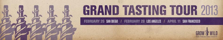 Grand Tasting Tour 2013