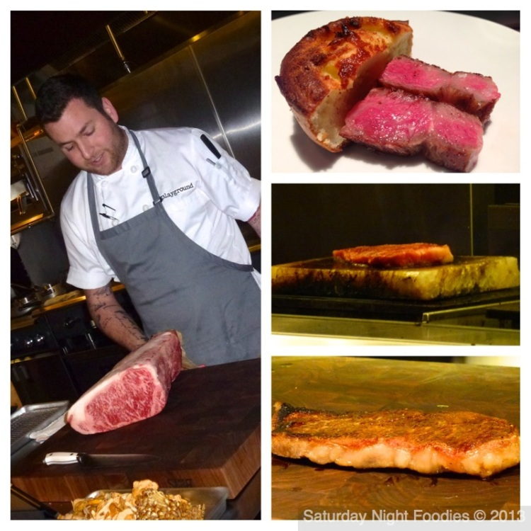 Check out this Kobe Beef! Yum! It is that good!