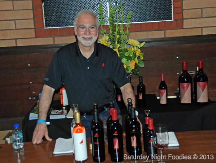 Jim Gerakaris - JUSTIN Winery Sommelier & Wine Educator