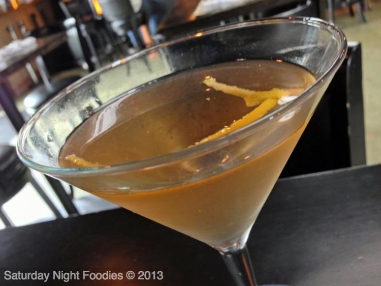 Craft Cocktails at HopScotch Tavern
