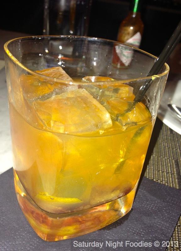 Flapper: Greylock Gin, Lavender, Honey & Lemon