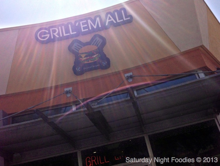Grill'em All – Alhambra, CA