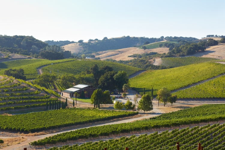 L'Aventure Winery - Photo Courtesy of Paso Robles Wine Country Alliance