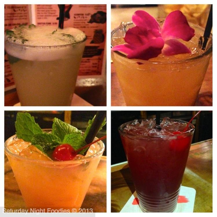 Classic Tiki Drinks!
