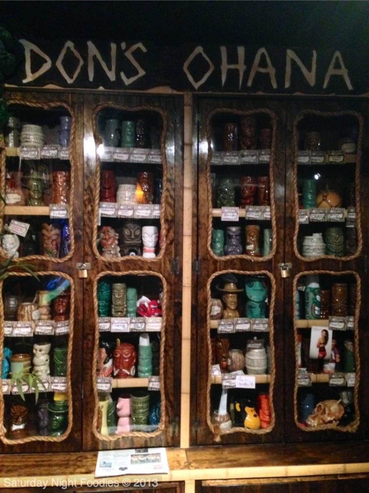 Incredible Tiki Glass Collection