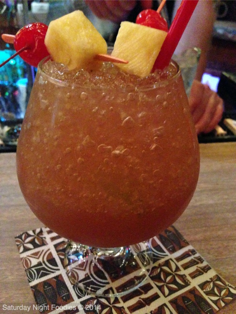 Jim's Special - Regular's Drink - Kind of a Mai Tai with some Tequila
