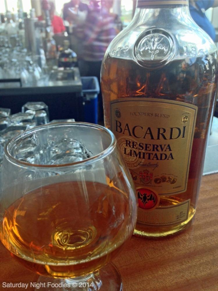 Bacardi Reserva Limitada - A wonderful treat to try!