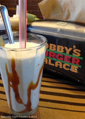 Spiked Milkshakes - Vanilla Caramel